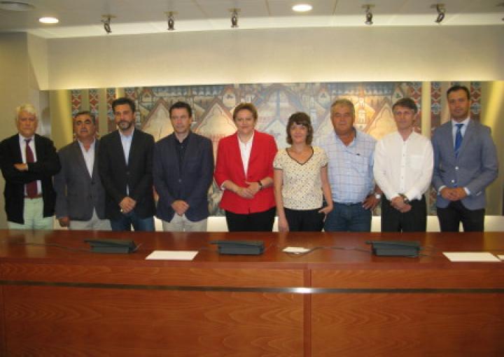Comisión de Política Territorial, Medio Ambiente, Agricultura y Agua