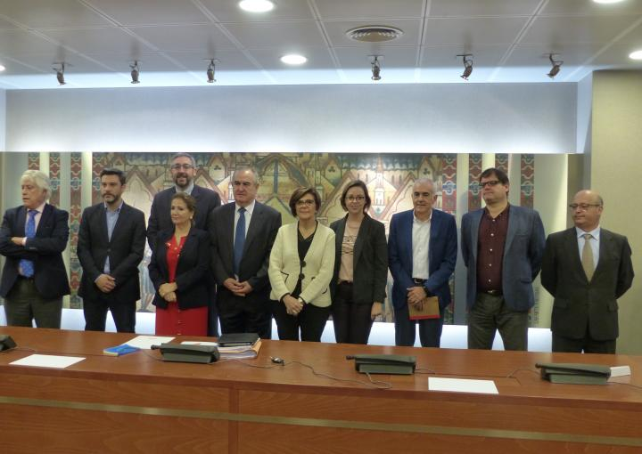 Comisión Especial de seguimiento a la entrada del AVE en la Región
