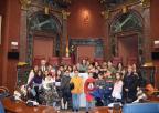 Alumnos y Alumnas del CEIP Carthago de Cartagena