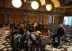 Alumnos y alumnas del CEIP La Arboleda de Murcia
