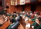 Alumnos y alumnas del CC Los Olivos de Molina de Segura