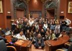 Alumnos y alumnas del IES Alquerías