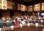 Alumnos y alumnas del CEIP Río Segura de Beniel