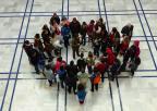 Alumnos del CEIP Nueva Escuela, de Fuente Álamo