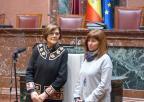 Alumnos y alumnas de intercambio en el IES Ramón y Cajal, de Murcia