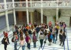 Alumnos y alumnas del IES Europa de Águilas
