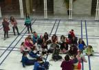 Alumnos y alumnas del CEIP San José Artesano de Abarán