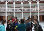 Alumnos y alumnas del CEIP Pablo Neruda de Balsapintada