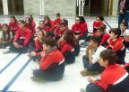 Alumnos y alumnas de CC Nuestra Señora de las Maravillas de Cehegín