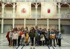 Los alumnos y alumnas del CEIP La Cruz de El Esparragal