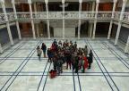 Alumnos y alumnas del CEIP Campoamor de Alcantarilla