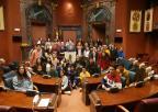 Alumnos y alumnas del IES Castillo Puche de Yecla