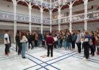Alumnos y alumnas del IES Luis Manzanares de Torre Pacheco