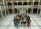 Alumnos y alumnas del CEIP La Aceña de Mazarrón