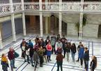 Alumnos y alumnas del IES Ramón y Cajal de Murcia