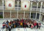Alumnos y alumnas del colegio José Robles de Lorca