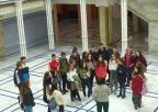 Alumnos y alumnas del IES Librilla