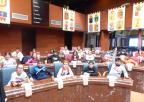 Alumnos y alumnas del CEIP El Recuerdo de San Javier