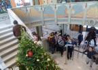 Alumnos y alumnas del CEIP Basilio Saez de Caravaca