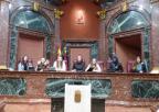 Alumnos y alumnas del IES Felipe de Borbón de Ceutí