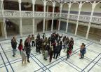 Alumnos y alumnas del Colegio El Ope de Archena