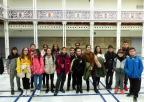 Alumnos y alumnas del CEIP Madre Esperanza de Santomera
